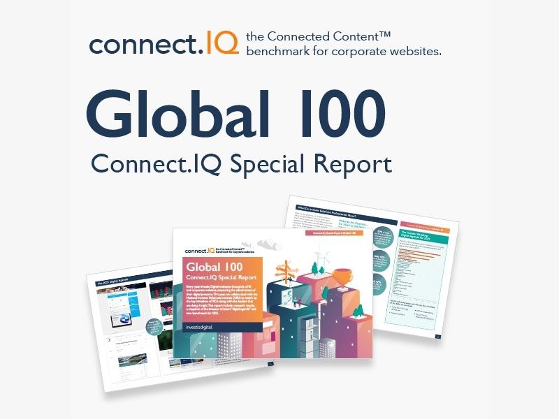 Global 100 Connect.IQ Report