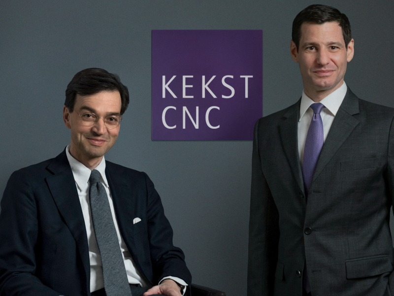 Publicis Groupe Financial Specialists Join Forces, Create Kekst CNC