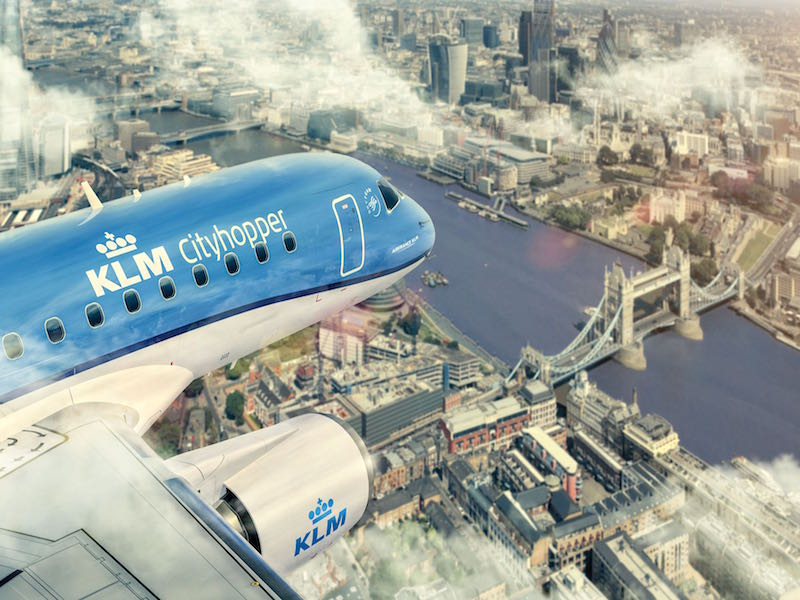 KLM Chooses Frank & Influence Digital For Brand Campaign