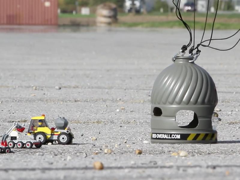 Lego Stratos Jump