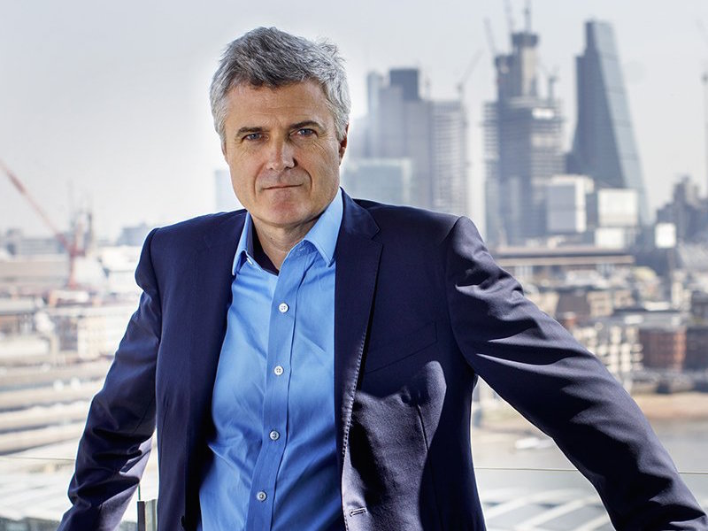 WPP Interim Revenue Drops, But PR Performance Rallies