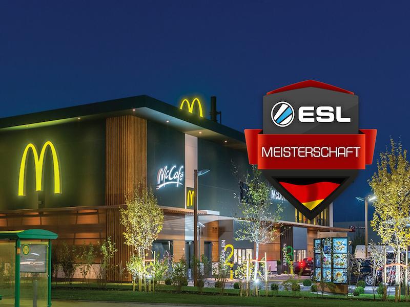 McDonald's Germany Names Jung von Matt/Sports As Partner