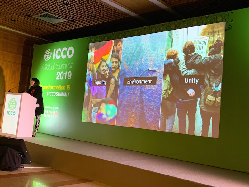 "ICCO Summit: ""A New Brand Loyalty For The Purpose Age"""