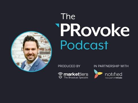 Podcast: Growing A PR Business By Working For The Feds