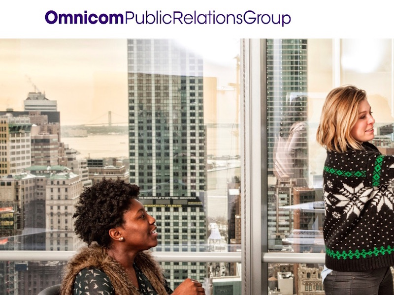 Q3: Omnicom PR Revenue Continues Decline With 3.8% Fall