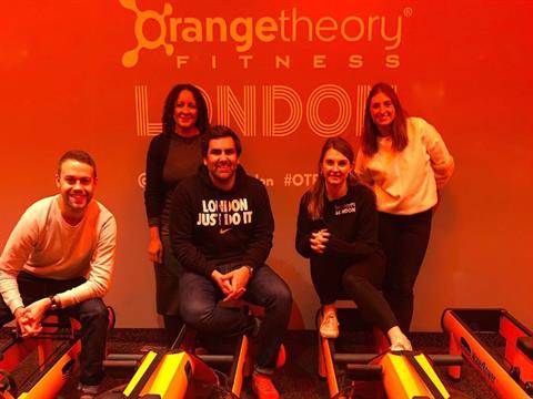 Orangetheory Fitness Hands UK Consumer Brief To Ketchum