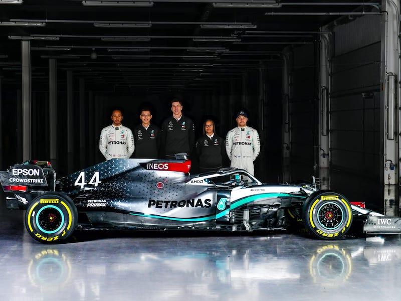 Petronas Hands EMEA Lubricants Brief To Lewis