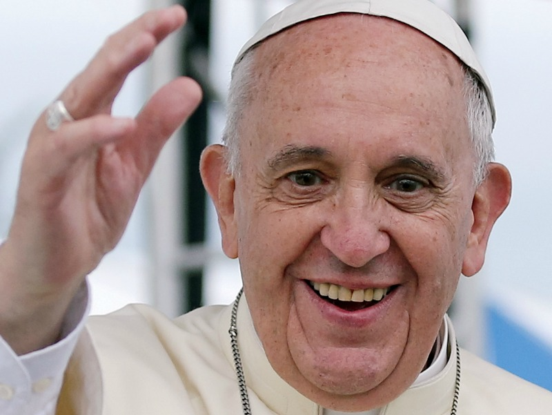 "Pope Tops Trump On Twitter As More World Leaders Try ""Twiplomacy"""