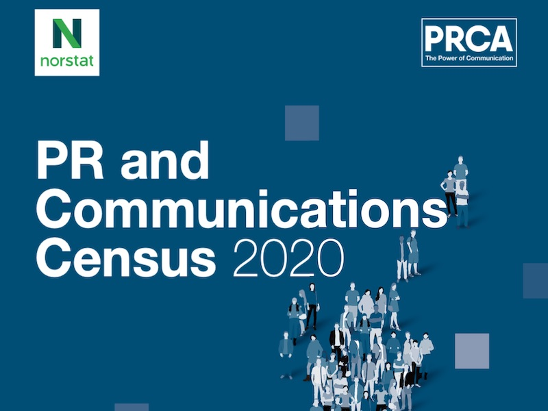 UK PR Census Reveals Impact Of 2020 On Gender & Racial Equity