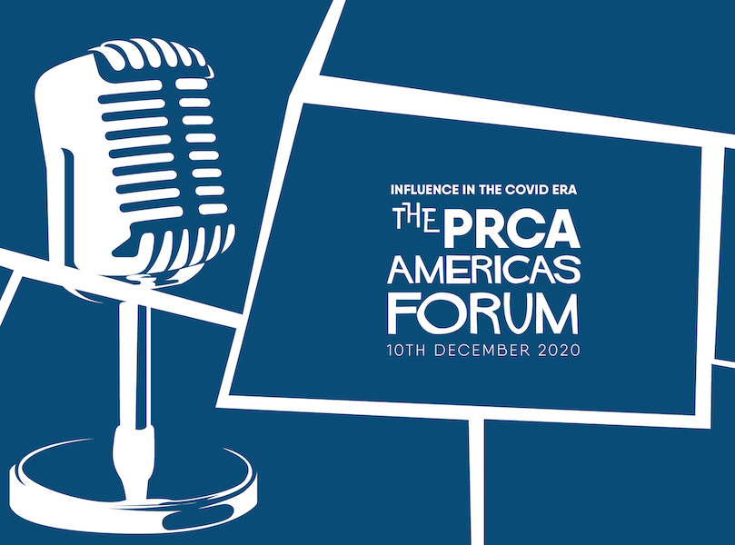 First PRCA Americas Forum To Focus On Influence