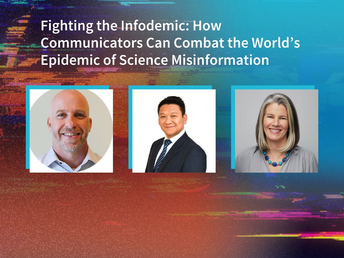PRovokeGlobal Video: Fighting The Infodemic With WHO's Tim Nguyen & IHME's Greg Amrofell