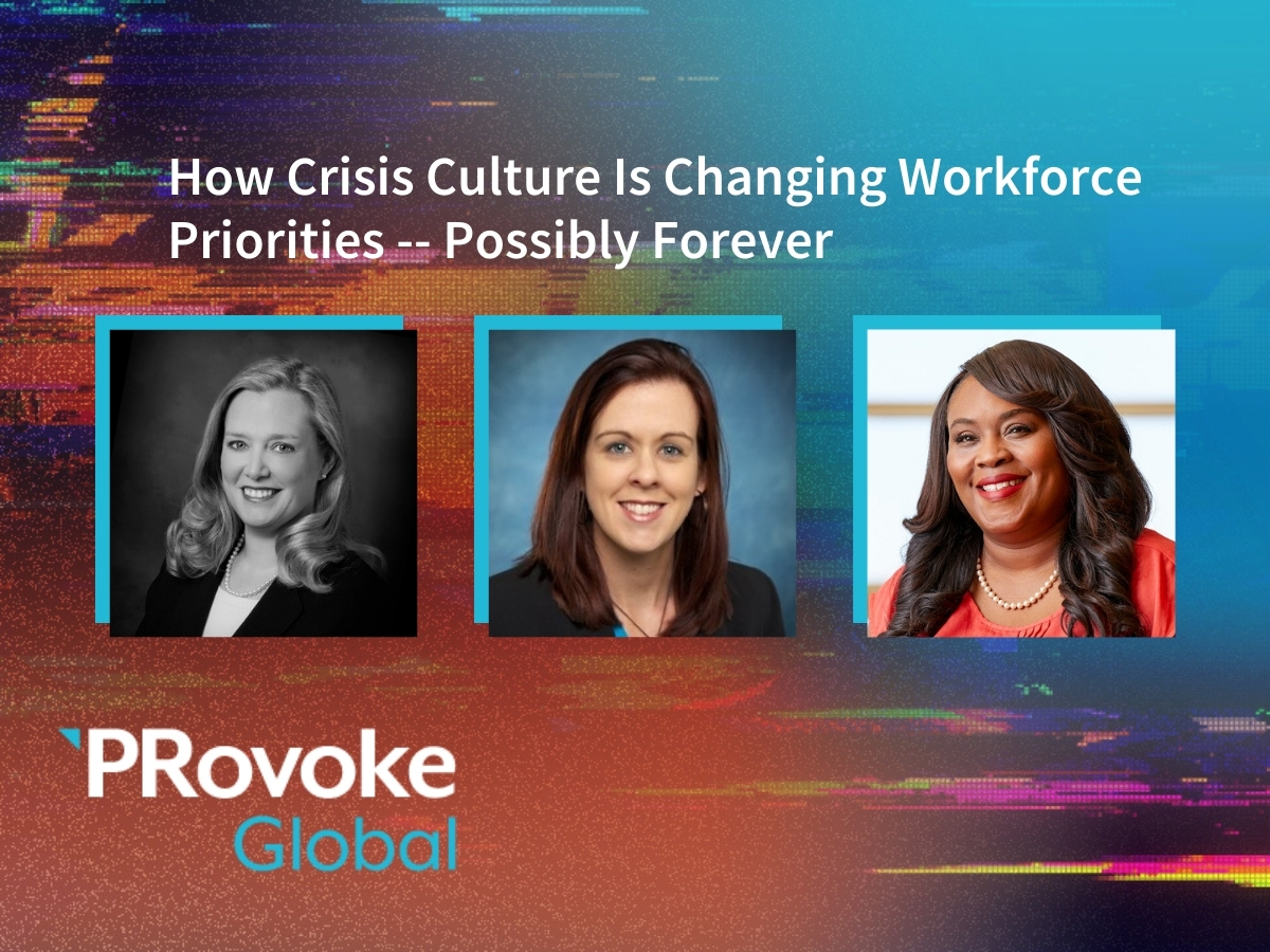 PRovokeGlobal: How 2020 Changed Employee Engagement