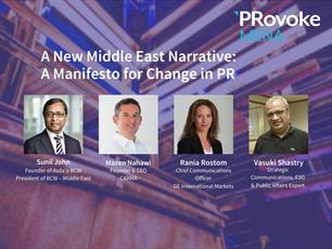 Region's PR Industry Must Reskill For The New Opportunity In ESG communications: #PRovokeMENA Summit