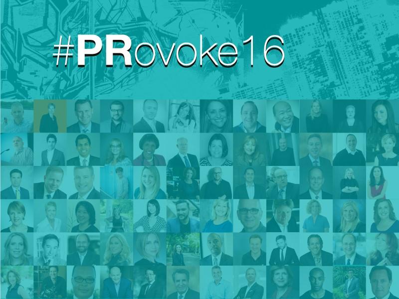 PRovoke16: Celebrity Cruises CEO, Influencers, CCOs To Speak