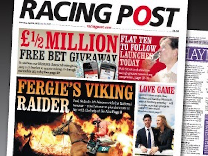 Racing Post Brings In Ready 10 For Digital Content Assignment
