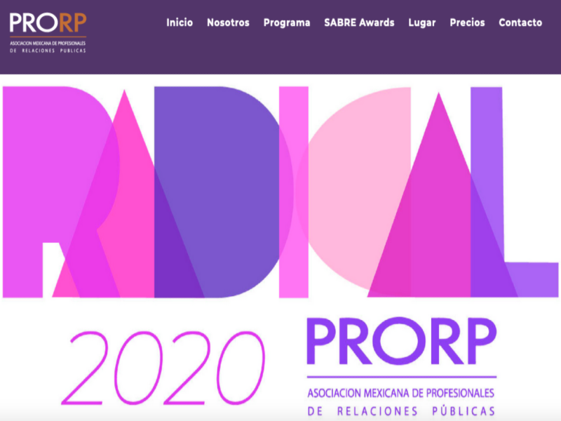 PRORP Radical 2020: How Covid-19 Has Upended Communications