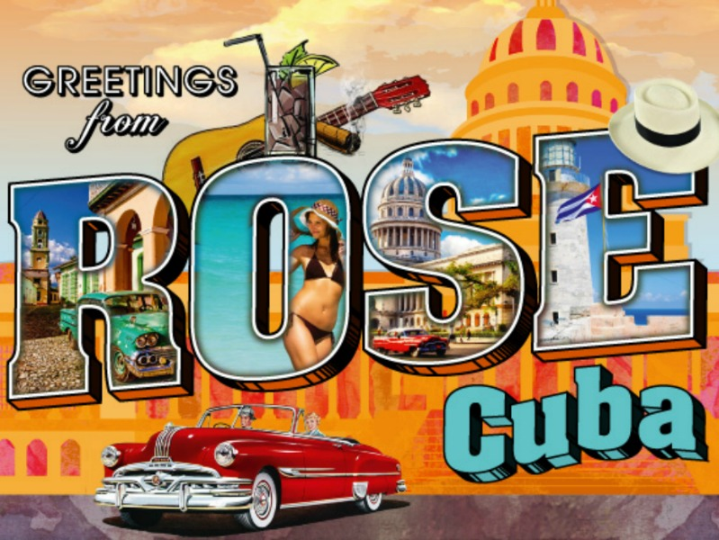 Moscow-Based Rose Opens In Havana