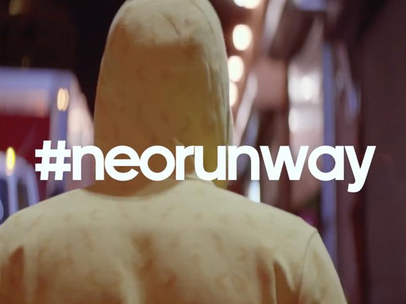 Adidas #Neorunway Fashion Show