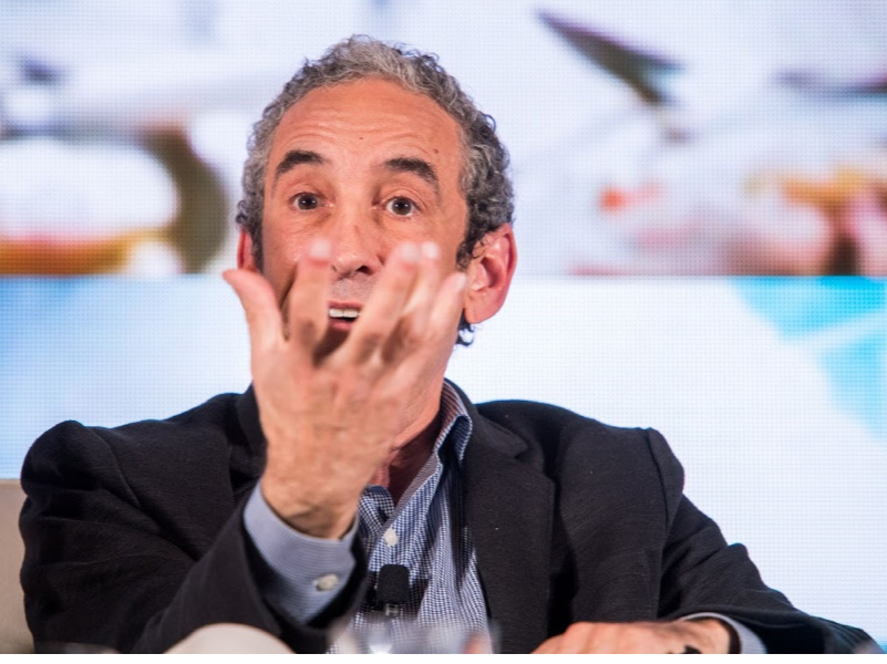 """PRovoke19: Douglas Rushkoff Urges PR People To Join """"Team Human"""""""