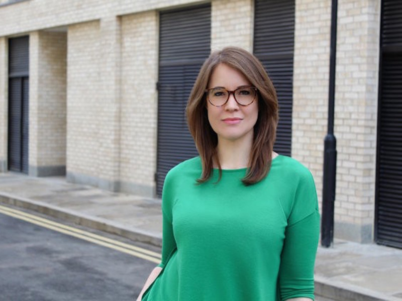 Sara Collinge Joins Don't Cry Wolf As Managing Director