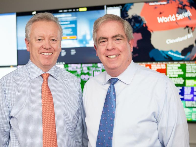 John Saunders Succeeds Dave Senay As FleishmanHillard CEO