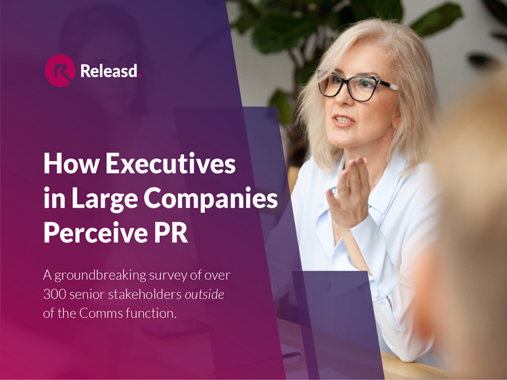 Study: 40% Of Execs Don't Think PR Delivers Good Value