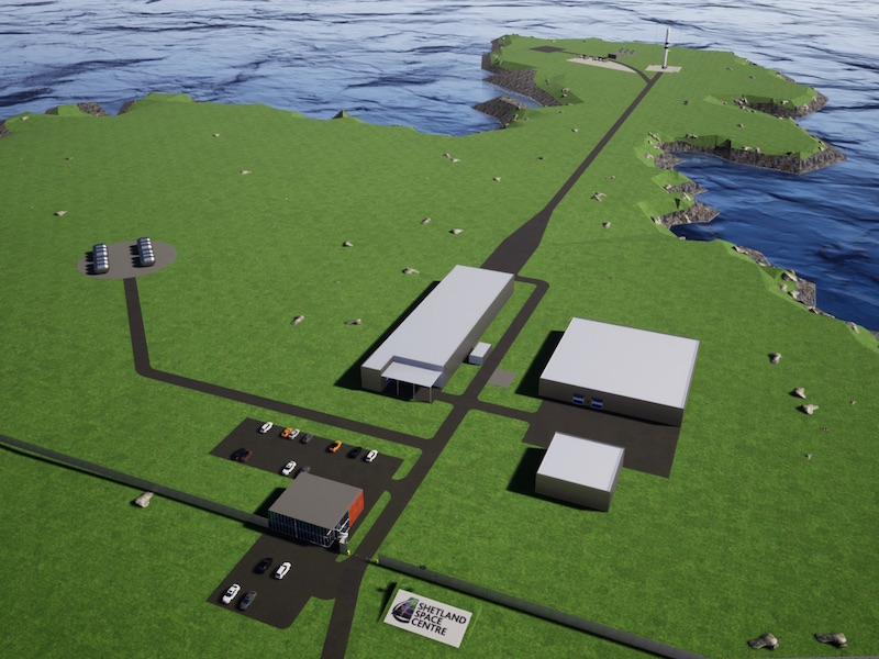 Shetland Space Centre Selects Centropy For Integrated Comms
