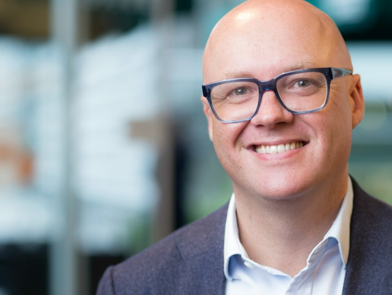 Starbucks EMEA Corporate Comms Chief Simon Redfern To Join Salesforce
