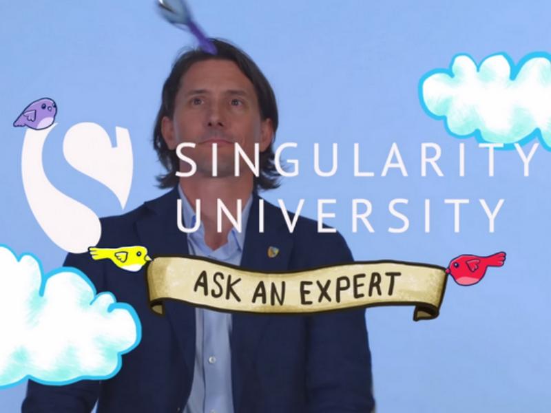 Silicon Valley 'Benefit' Organization Singularity University Taps Ogilvy PR's Startup Unit
