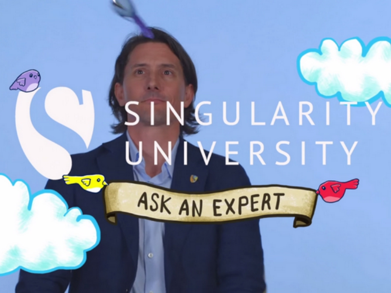 Silicon Valley 'Benefit' Organization Singularity University Taps Ogilvy PR's Startup Unit