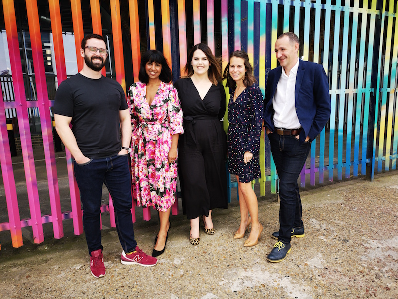 Chameleon Switches Up Leadership Structure