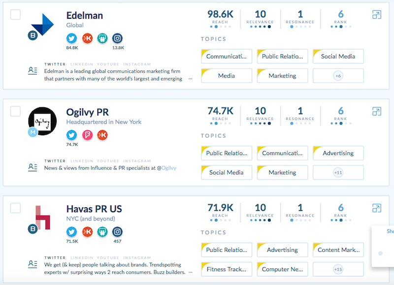 Insightpool Rates Best-Performing PR Firms On Social Media