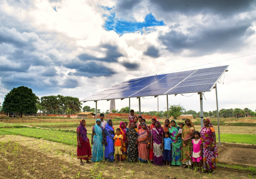On Purpose Tapped To Promote Solar Energy Across India