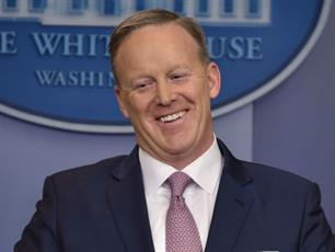 Sean Spicer Walks Away From The Worst PR Job In The World