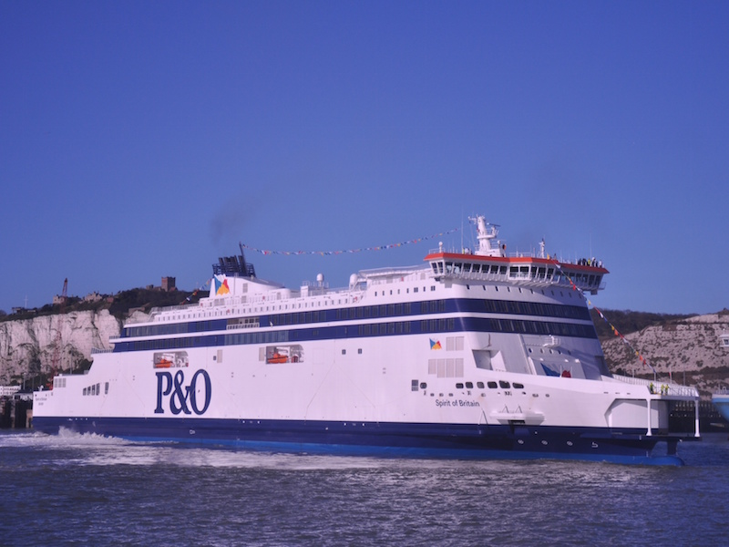 MSL Wins P&O Ferries Retainer Comms Account