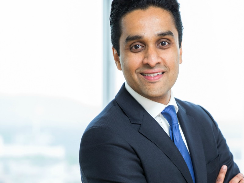 Sreejit Mohan Named Global Head Of External Comms At Novartis