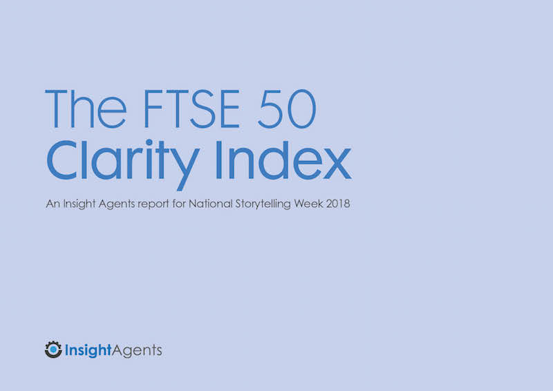 FTSE 50 Companies Fail To Communicate Clearly: Study
