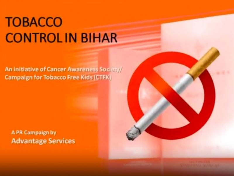Inspiration: Tobacco Free Bihar