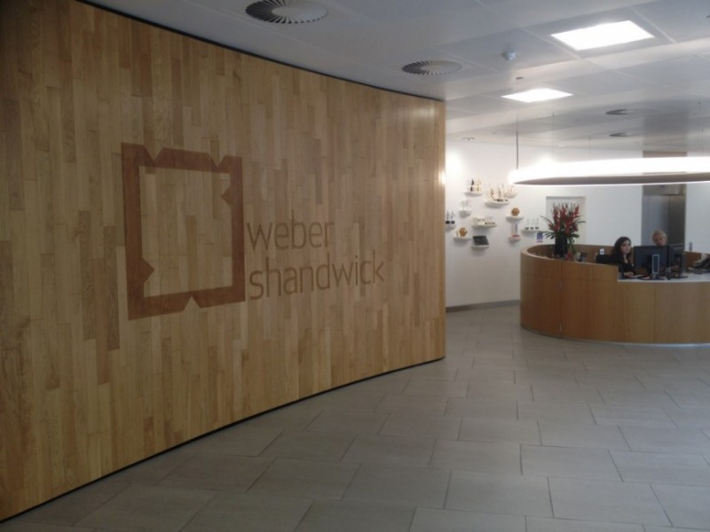 Weber Shandwick Named 2012 Global Agency Of The Year