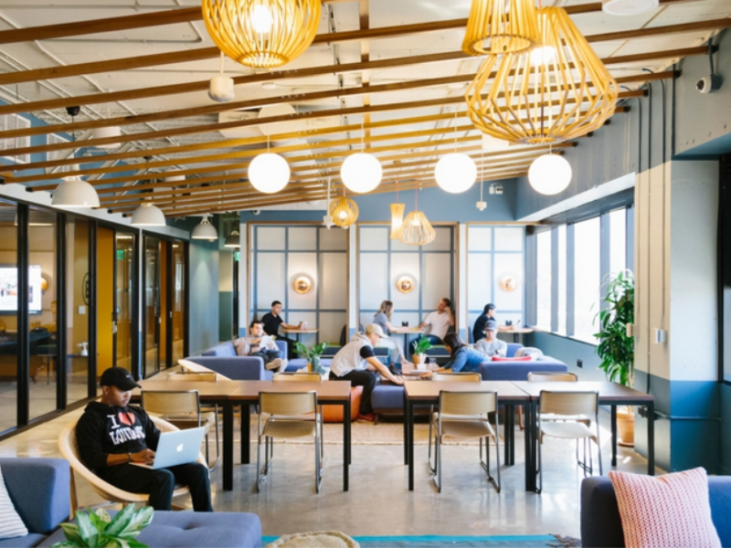 Beleaguered WeWork Calls In Joele Frank