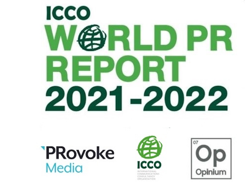 World PR Report 2021 Launches To Capture State Of Industry
