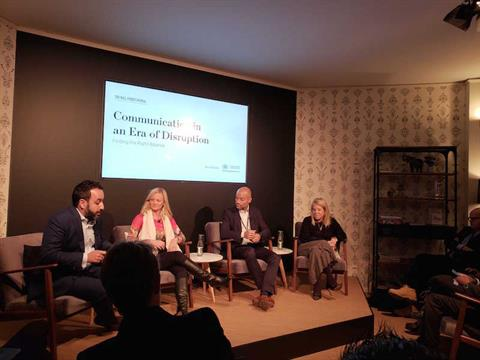 CMOs At Davos: The Challenges Of A Communications Pivot