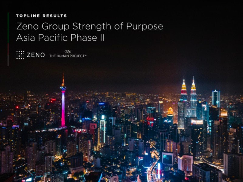 Study: Covid Boosts Calls For Brand Purpose In Asia