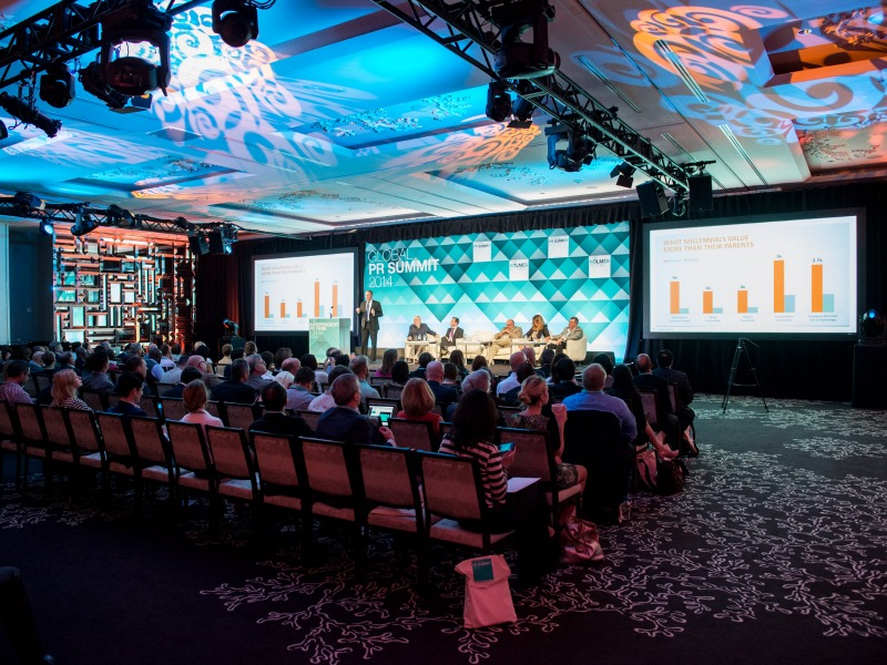 Highlights: 2014 Global PR Summit & SABRE Awards