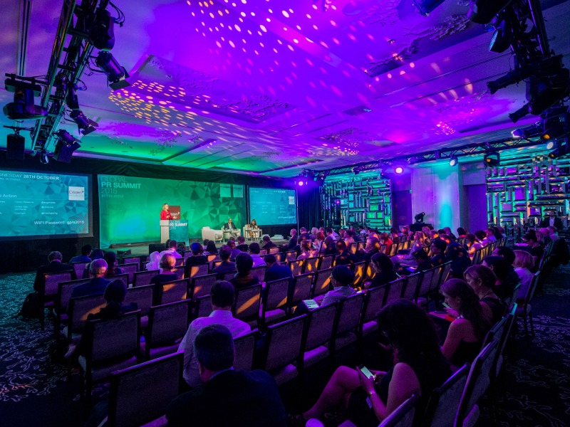 5 Things We Learned At The 2015 Global PR Summit