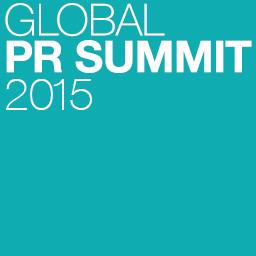 Global PR Summit 2015