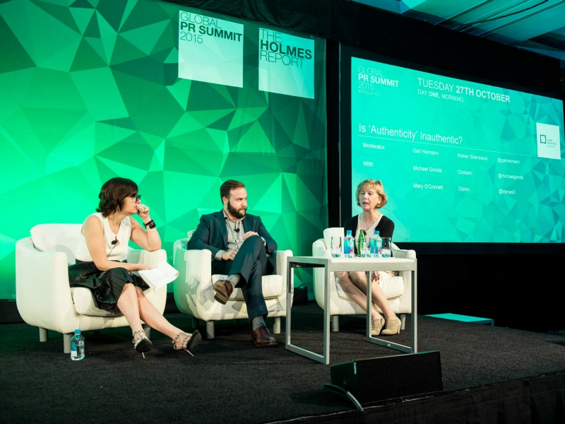 PRSummit: 'Is Authenticity Inauthentic?'