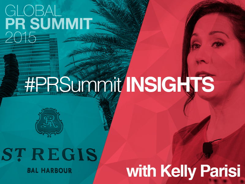 PRSummit: LeanIn.Org's Kelly Parisi On PR + Gender