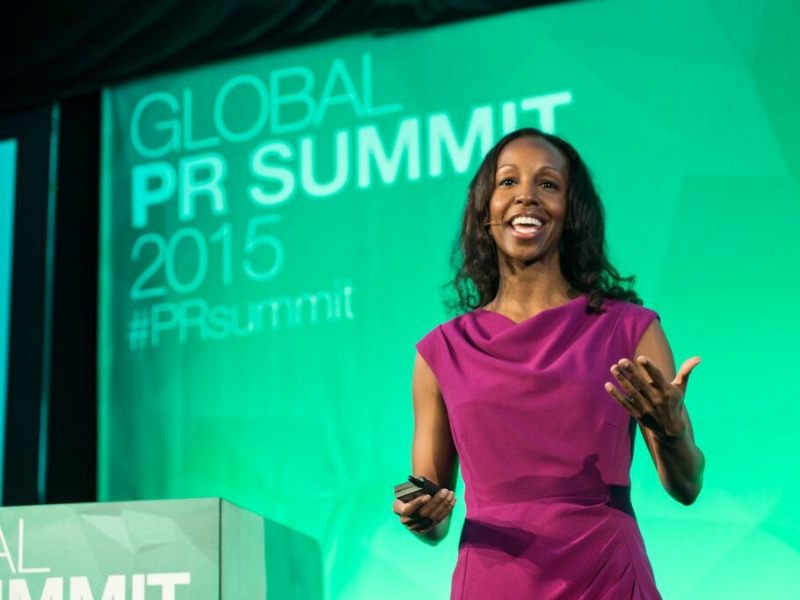 PRSummit: Failure Is Not An Outcome; It's The Refusal To Try