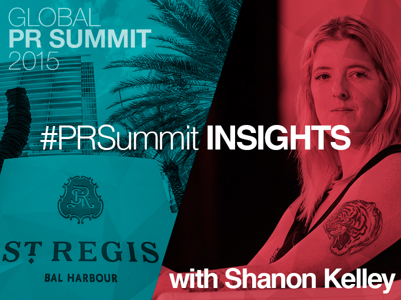 PRSummit: Vice's Shanon Kelly On Speaking 'Broadly' To Women